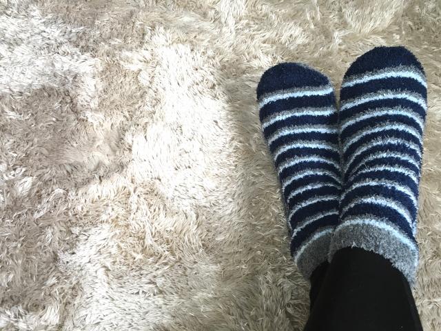 寝ている時の足の冷え